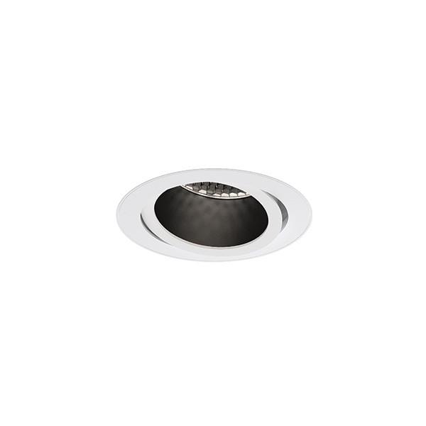 Astro Pinhole Slimline Round Flush Adjustable Fire-Rated Indoor downlight in Matt White