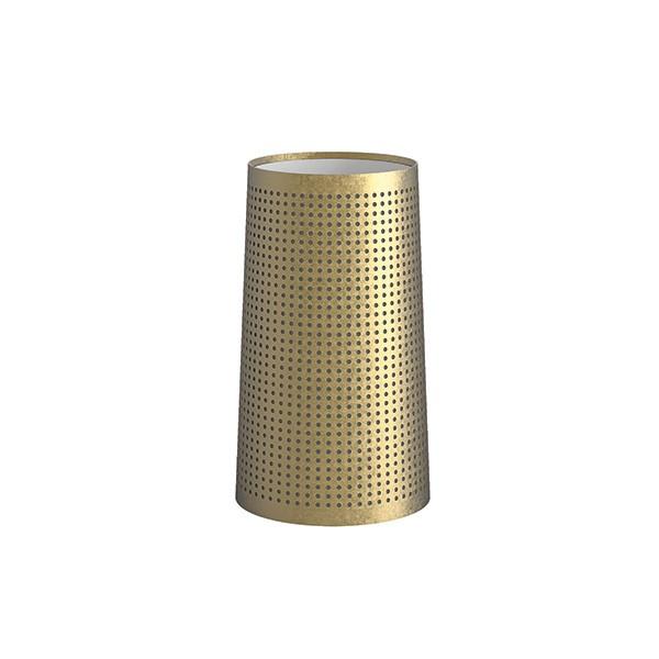 Astro Cone 195 shade in Natural Brass