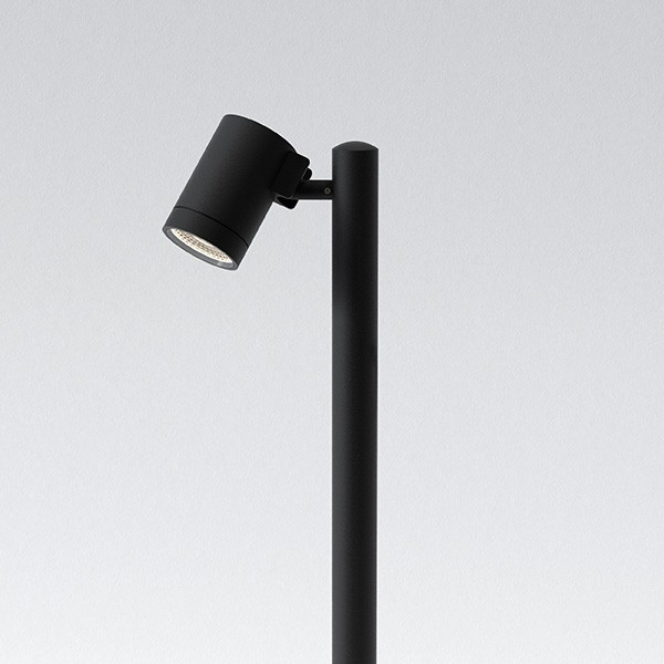 Astro Bayville Spike Spot 900 Outdoor Spotlight in Textured Black