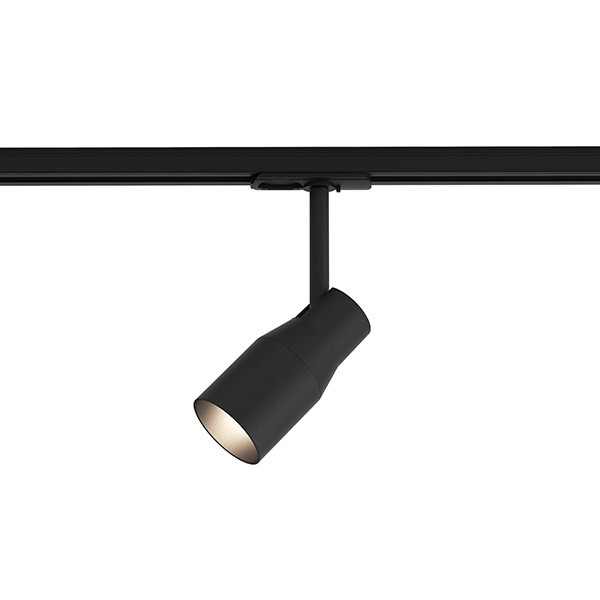Astro Apollo 100 Indoor Track Light in Matt Black