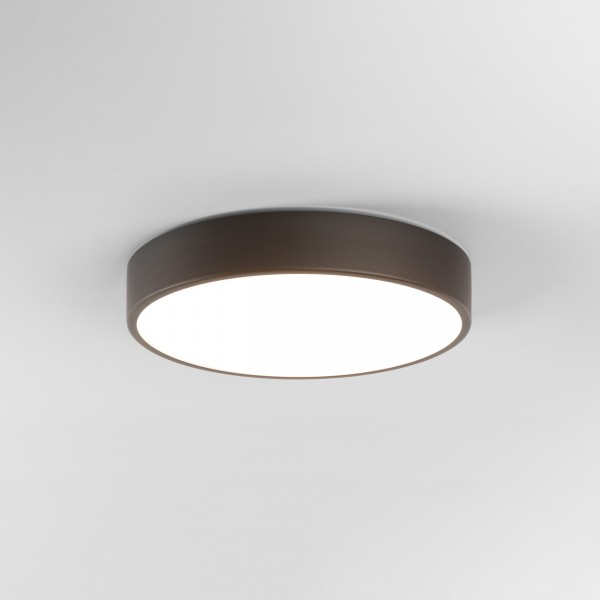 Astro Mallon LED Bathroom Ceiling Light in Bronze