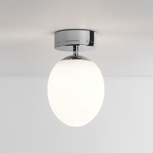 Astro Kiwi Ceiling Bathroom Ceiling Light in Polished Chrome