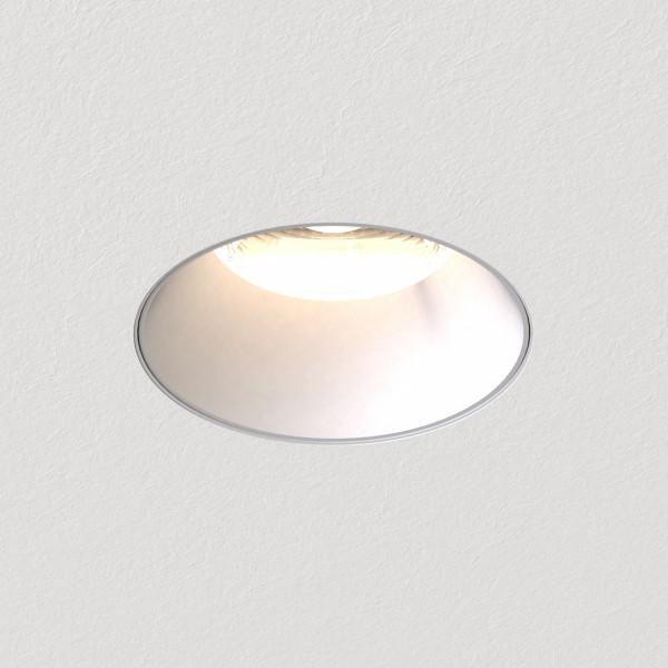 Astro Proform TL Round Indoor Downlight in Textured White
