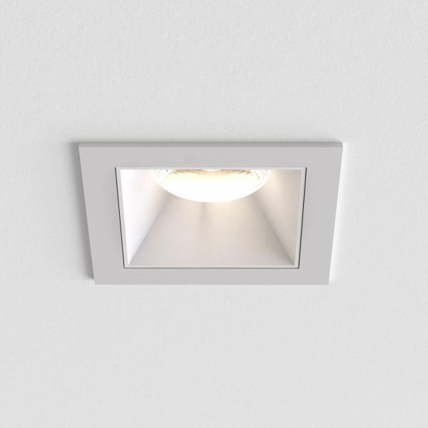 Astro Proform FT Square Indoor Downlight in Textured White