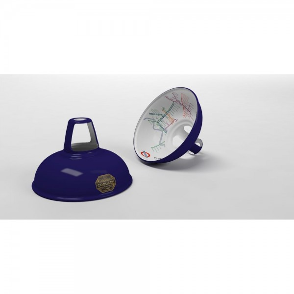 Coolicon CL01 Blue Harry Beck 1933 Shade