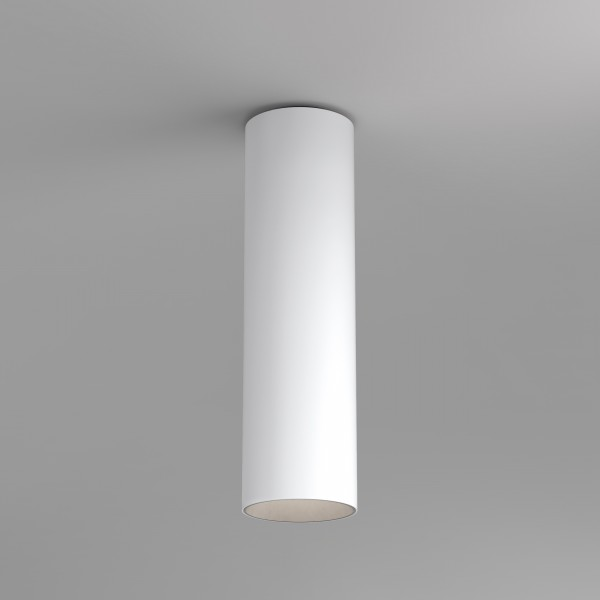Astro Yuma Surface 250 Indoor Downlight in Textured White