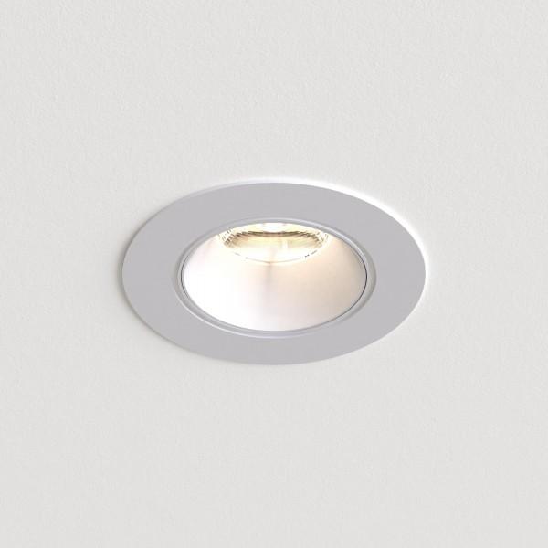 Astro Proform FT Round Indoor Downlight in Textured White