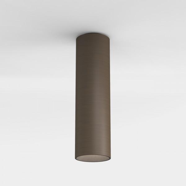 Astro Yuma Surface 250 Indoor Downlight in Bronze