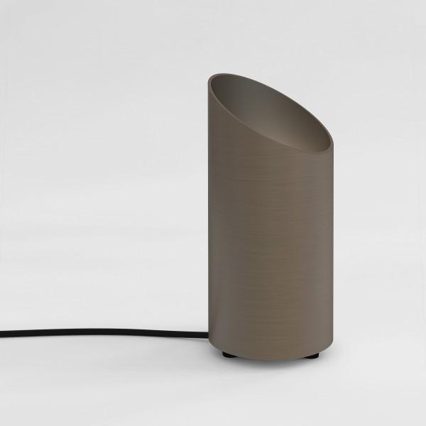 Astro Cut Indoor Floor Lamp in Bronze