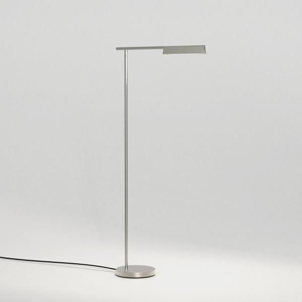 Astro Fold Floor LED Indoor Floor Lamp in Matt Nickel