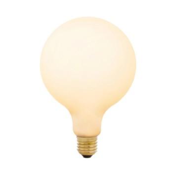 Astro Lamp E27 Large Globe LED 6W 2700K Dimmable Bulb in Matt White