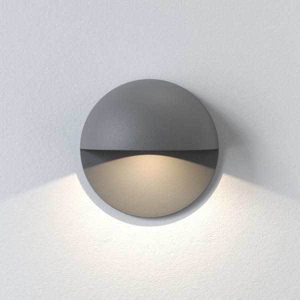Astro Tivola LED Outdoor Marker Light in Textured Grey