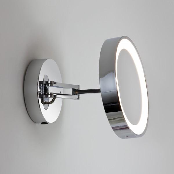 Astro Catena LED Bathroom Mirror in Polished Chrome