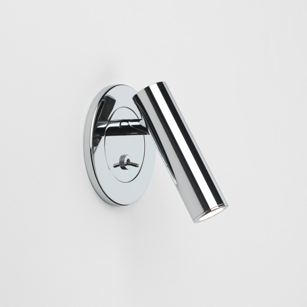 Astro Enna Recess Switched LED Indoor Reading Light in Polished Chrome