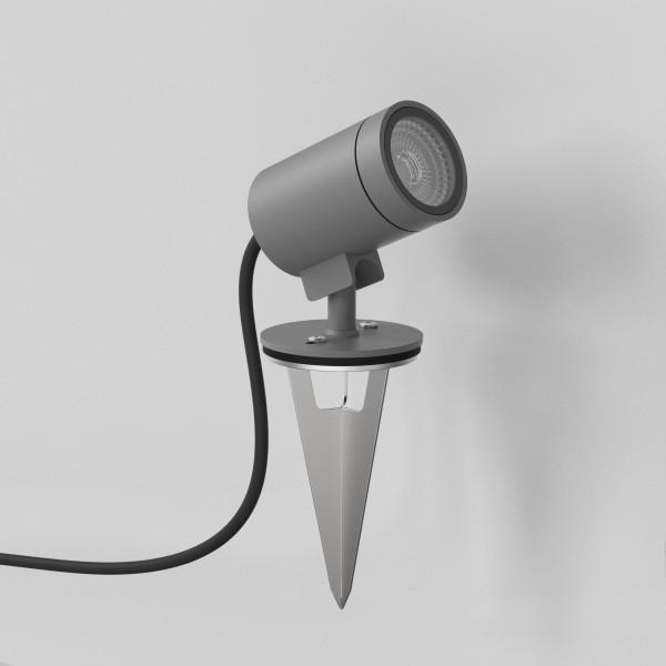 Astro Bayville Spike Spot 12V Outdoor Spotlight in Textured Grey