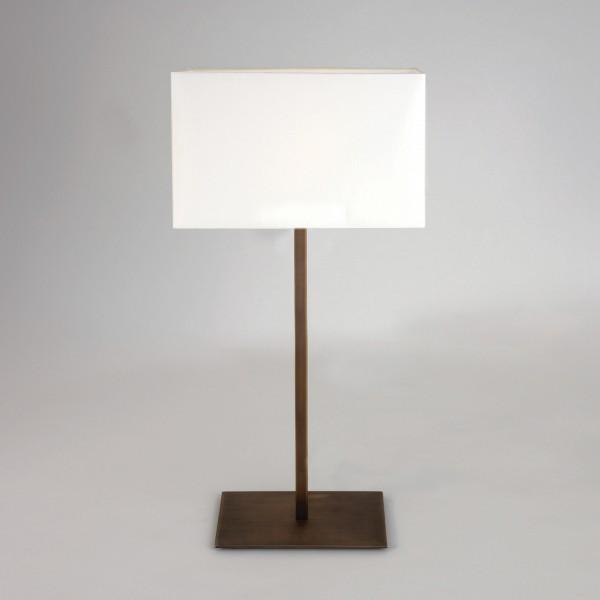 Astro Park Lane Table Indoor Table Lamp in Bronze