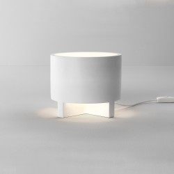 Astro Martello 240 Indoor Table Lamp in Plaster