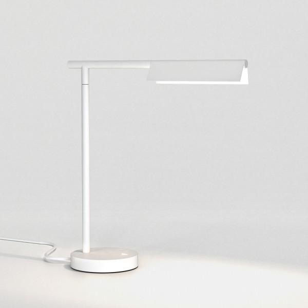 Astro Fold Table LED Indoor Table Lamp in Matt White