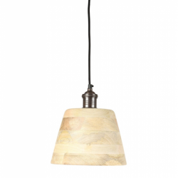 Culinary Concepts HL-7285 Coniston Trapeze Wooden Pendant