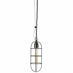 Culinary Concepts HL-7292-MED Medium Hanging Vintage Microphone Pendant