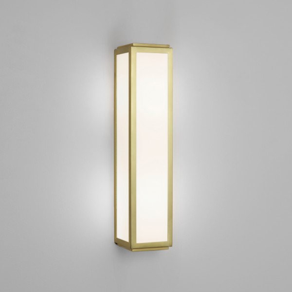 Astro Mashiko 360 Classic Bathroom Wall Light in Matt Gold