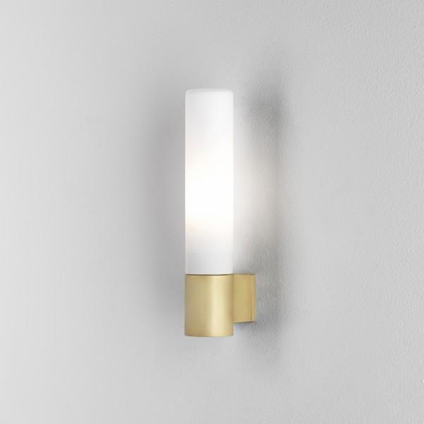 Astro Bari Bathroom Wall Light in Matt Gold