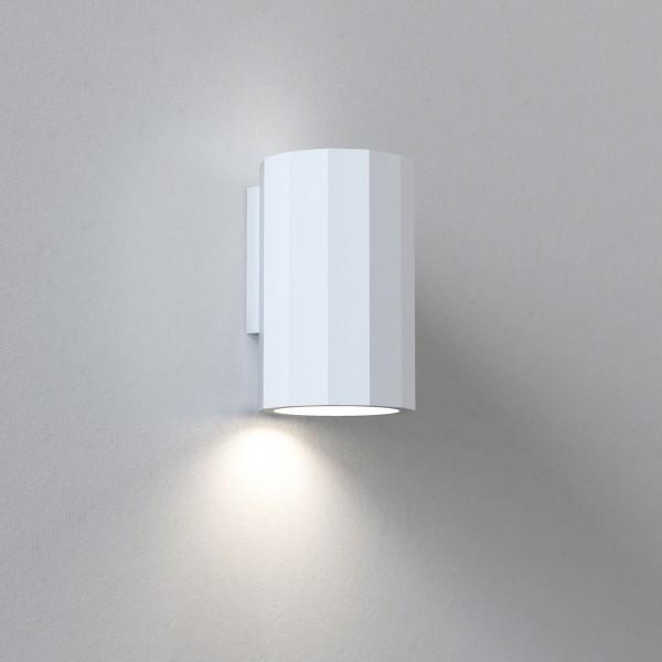 Astro Shadow 150 Indoor Wall Light in Plaster