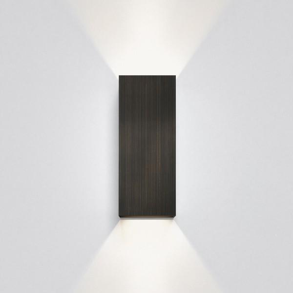 Astro Kinzo 260 LED Indoor Wall Light in Bronze