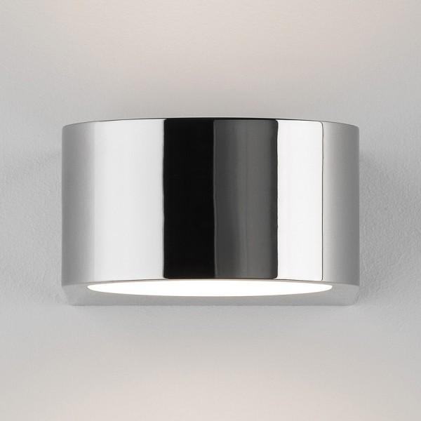 Astro Epsilon LED Bathroom Wall Light in Polished Chrome