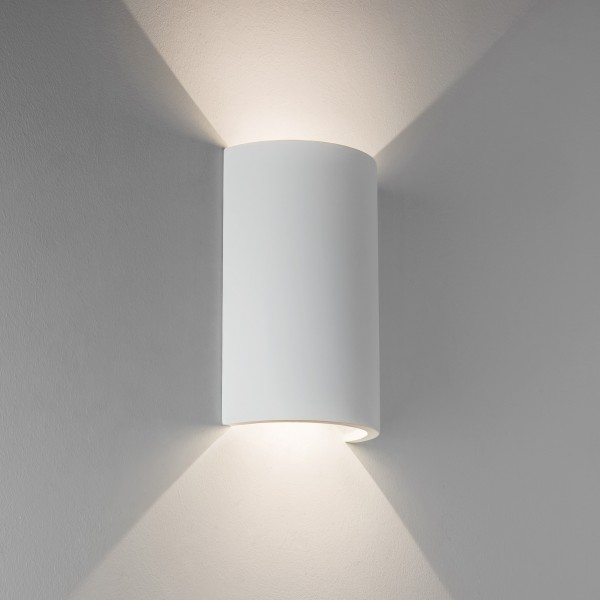 Astro Serifos 170 LED 2700K Indoor Wall Light in Plaster