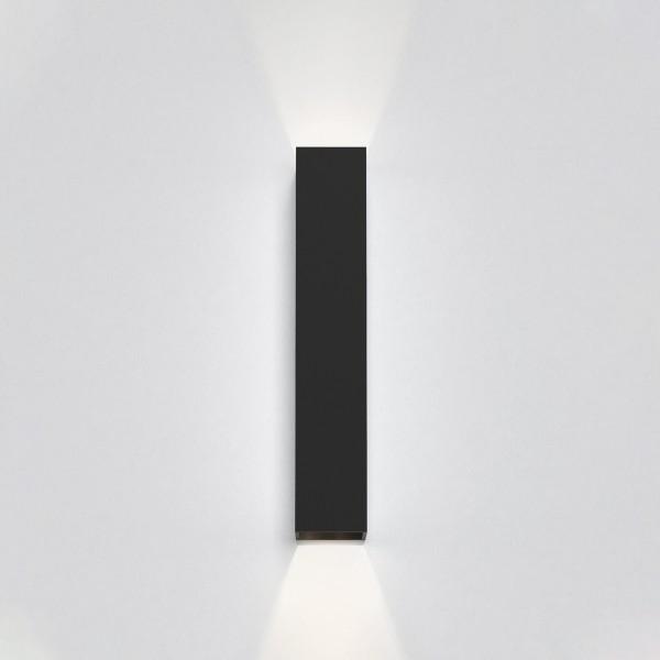 Astro Kinzo 300 LED Indoor Wall Light in Textured Black