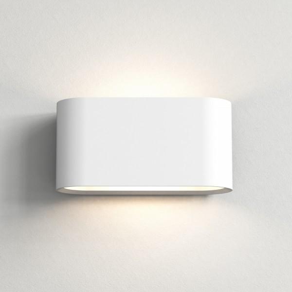 Astro Velo 280 Indoor Wall Light in Plaster