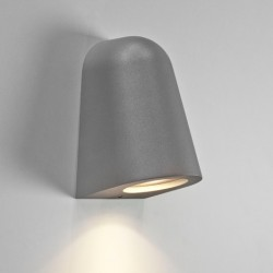 Astro Mast Light Outdoor Wall Light in Textured Grey