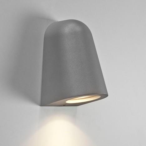 Astro Mast Light Outdoor Wall Light in Textured Grey
