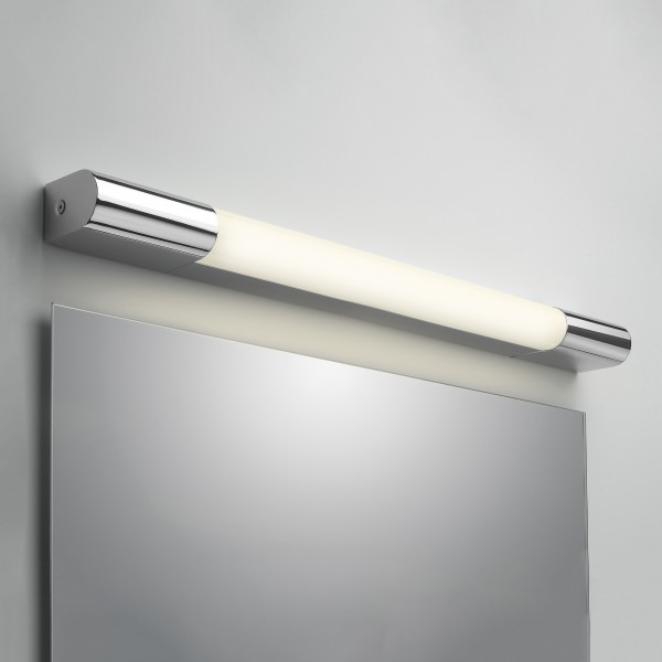 Astro Palermo 600 LED Bathroom Wall Light in Polished Chrome