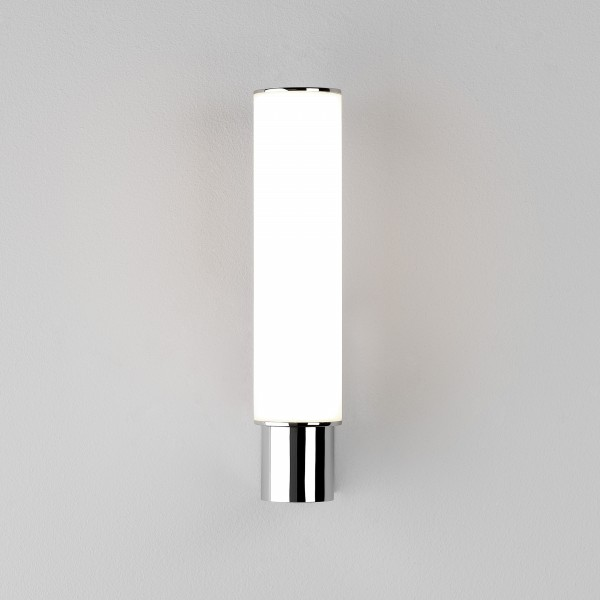 Astro Kyoto LED Bathroom Wall Light in Polished Chrome