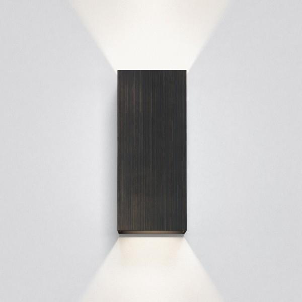 Astro Kinzo 210 LED Indoor Wall Light in Bronze