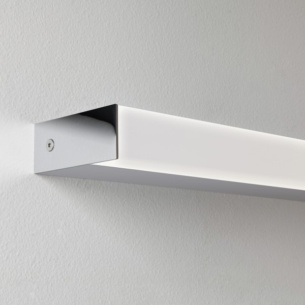 Astro Sparta 1200 LED II Bathroom Wall Light in Polished Chrome