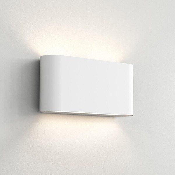 Astro Velo 390 Indoor Wall Light in Plaster