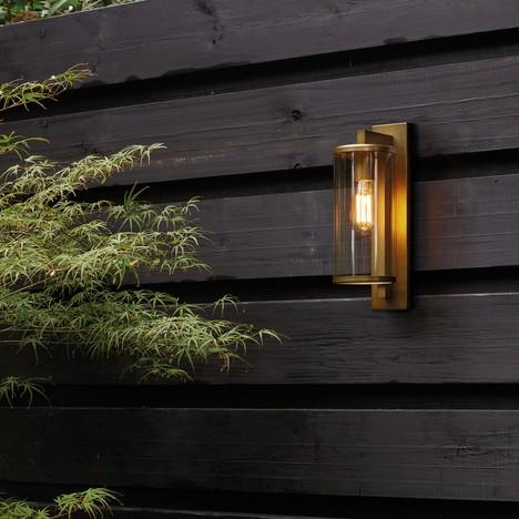 Astro Pimlico 400 Outdoor Wall Light in Bronze