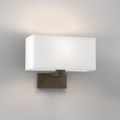 Astro Carmel Indoor Wall Light in Bronze