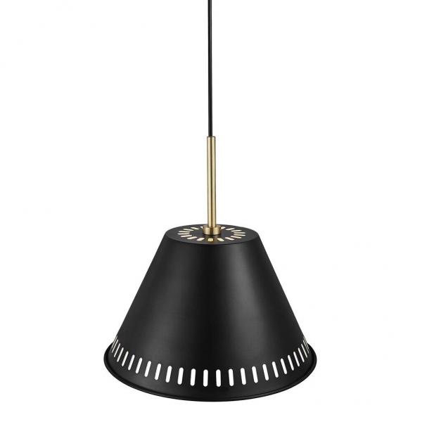 Nordlux 2010353003 Pine Pendel E27 Pendent in Black
