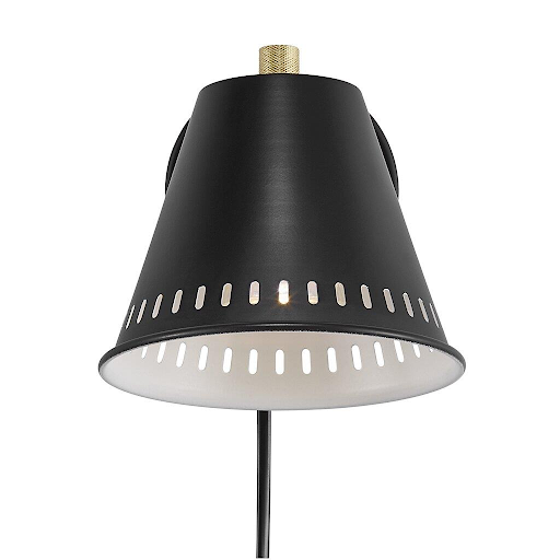 Nordlux 2010381003 Pine Wall Lamp in Black