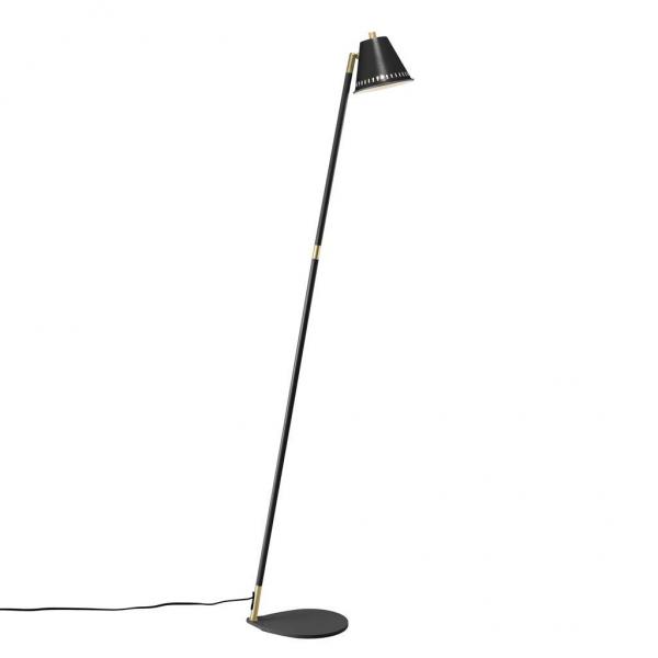 Nordlux 2010414003 Pine Floor Lamp in Black