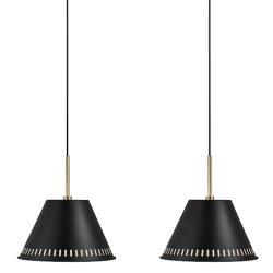 Nordlux 2010363003 Pine 2-Kit Pendant Lights in Black