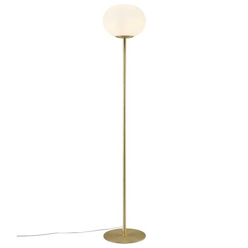 Nordlux 2010514001 Alton Floor Light in Brass