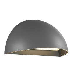 Nordlux 2019001010 Arcus Smart Outdoor Wall Light in Grey