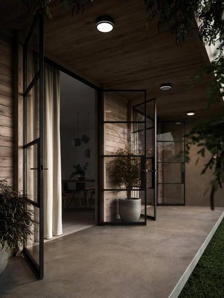Nordlux 2019016003 Ava Smart Wall Light in Black