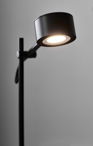 Nordlux 2010844003 Clyde LED Floor Lamp in Black