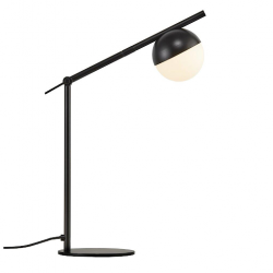 Nordlux 2010985003 Contina Table Lamp in Black